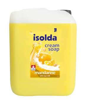 Tekuté mýdlo - Isolda, 5 l