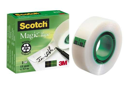 Lepicí páska Scotch Magic 19 mm x 33 m