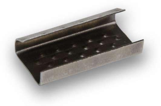Kovové spony 15 mm, 1000 ks