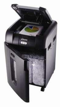 Skartovačka Rexel Auto+ 500X - částice 4 x 40 mm