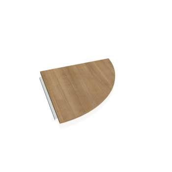 Přídavný stůl Hobis CROSS CP 900 pravý, višeň