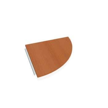Stůl doplňkový CROSS, deska kruh 90°