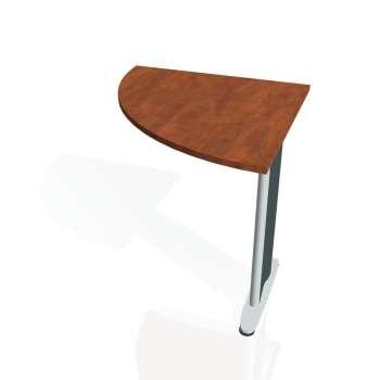 Přídavný stůl Hobis CROSS CP 901 levý, calvados/kov
