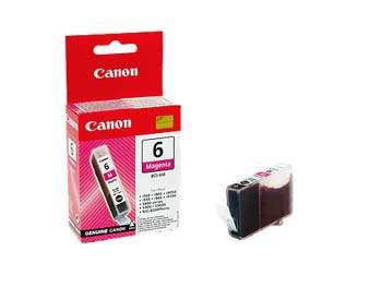Cartridge Canon BCI-6M - purpurová