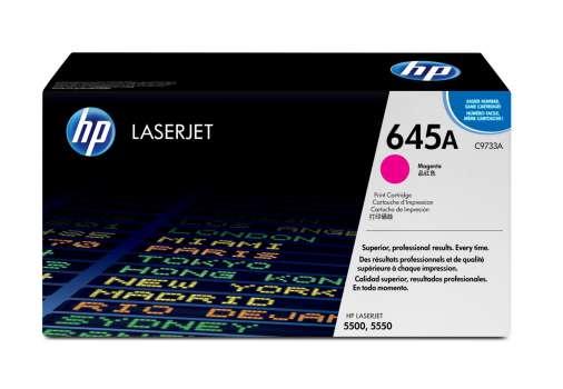 Toner HP C9733A - purpurová