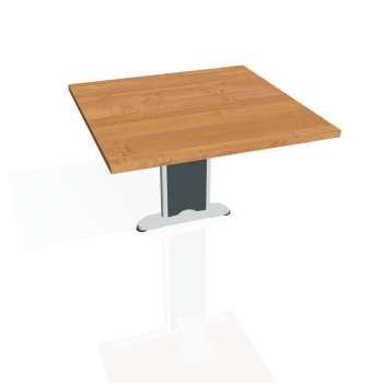 Přídavný stůl Hobis CROSS CP 801, olše/kov