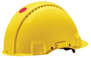 Přilba G3000, žlutá