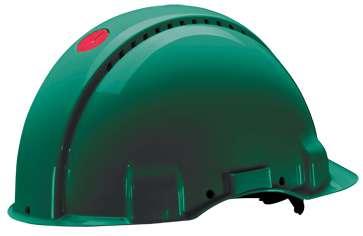 Ochranná přilba Peltor G3000 zelená