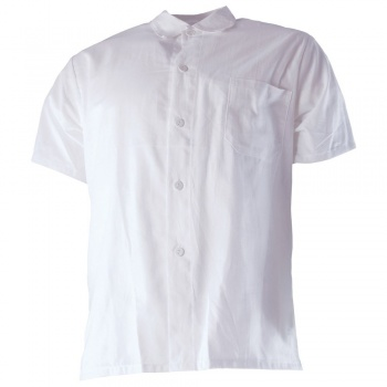 Dámská plátěná košile   ALBA bílá, vel. 48