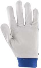 Pracovní rukavice kombinované Hobby, vel. 8
