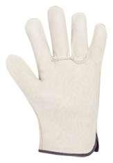 Pracovní rukavice celokožené Hilton, vel. 10