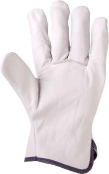 Pracovní rukavice celokožené INDY, vel. 9