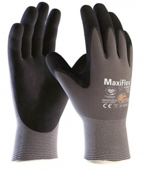 Rukavice pracovní Maxiflex, vel. 8