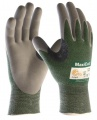 Polomáčené rukavice ATG 34-450, vel. 9