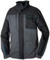 Montérková bunda 4TECH 01 - šedo-černá, vel. 48