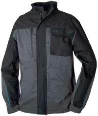 Montérková bunda 4TECH 01 - šedo-černá, vel. 54