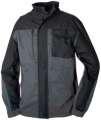 Montérková bunda 4TECH 01 - šedo-černá, vel. 56
