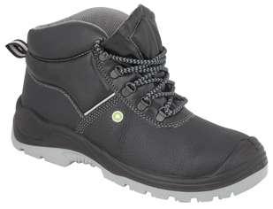 Pracovní kotníková obuv Ardon High Reflex S3 - s ocelovou špicí a planžetou, velikost 42