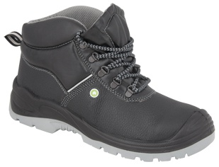Pracovní kotníková obuv Ardon High Reflex S3 - s ocelovou špicí a planžetou, velikost 46