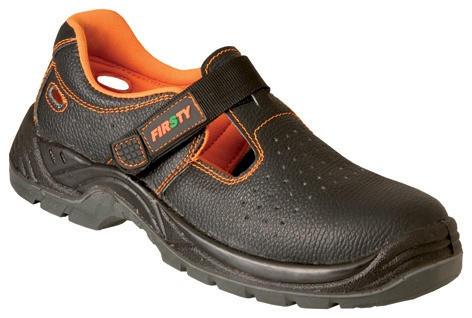 Pracovní sandále celokožené FIRSAN O1, vel. 44
