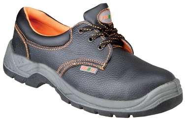Bezpečnostní obuv celokožená FIRLOW S1P, vel.42