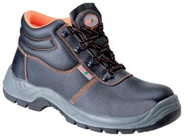 Bezpečnostní obuv kotníková FIRSTY S1P, vel. 39