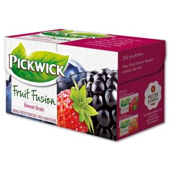 Čaj Pickwick Fruit Garden - Lesní ovoce, 20 x 2 g