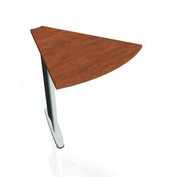 Přídavný stůl Hobis CROSS CP 451, calvados/kov