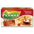 Ovocný čaj Pickwick Delicious Spices - ovocný punč, 20 x 2 g