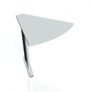 Stůl doplňkový CROSS, kovové podnoží