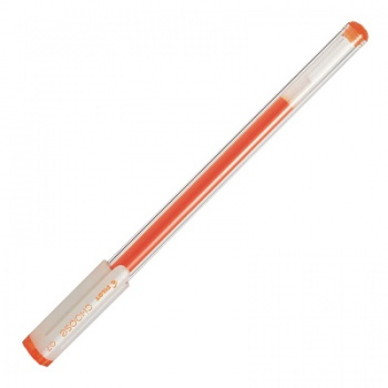Gelový roller Pilot Begreen Choose - oranžová, 0,39 mm