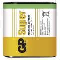 Plochá baterie GP Super Alkaline 4,5 V