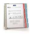 Nástěnný držák kapes Durable Function Wall 10 - A4, 10 kapes