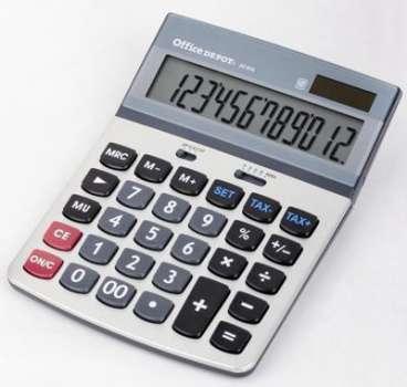 Stolní kalkulačka Office Depot AT-814