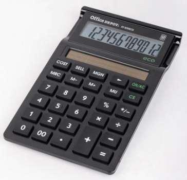 Stolní kalkulačka Office Depot AT-830ECO