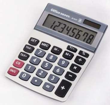 Stolní kalkulačka Office Depot AT-812T