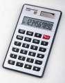 Kapesní kalkulačka Office Depot AT-810- stříbrná