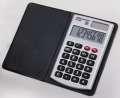 Kapesní kalkulačka Office Depot AT-809 - stříbrná