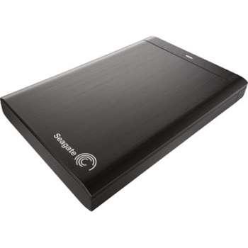 """Externí harddisk Seagate Backup Plus 2,5"""", 1 TB, černý"""