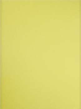 Papírové desky bez chlopní Office Depot - A4, žluté, 100 ks