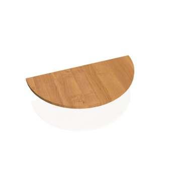 Přídavný stůl Hobis CROSS CP 80, olše
