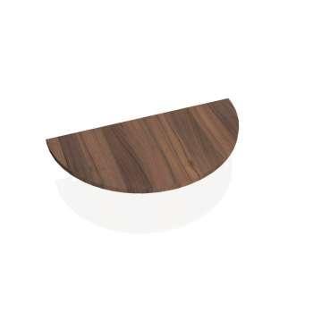 Přídavný stůl Hobis CROSS CP 80, ořech