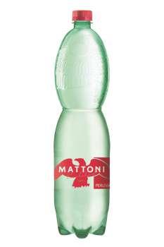 Minerální voda Mattoni - perlivá, 6 x 1,5 l