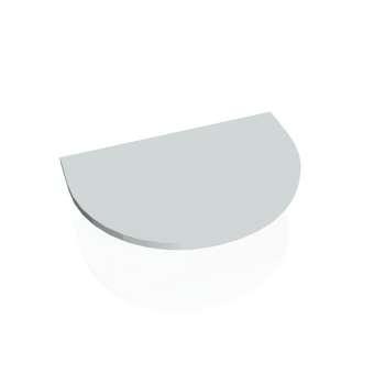 Přídavný stůl Hobis CROSS CP 60, šedá