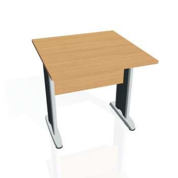 Jednací stůl Hobis CROSS CJ 800, buk/kov