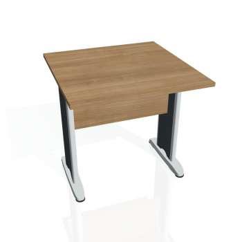 Jednací stůl Hobis CROSS CJ 800, višeň/kov