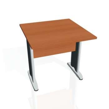 Jednací stůl Hobis CROSS CJ 800, třešeň/kov