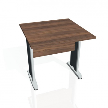 Jednací stůl Hobis CROSS CJ 800, ořech/kov