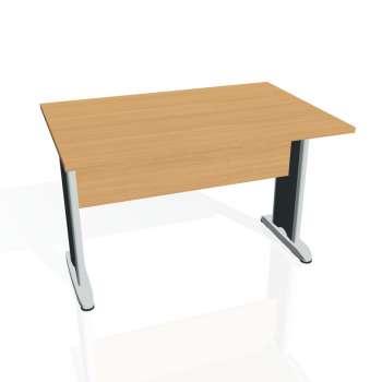 Jednací stůl Hobis CROSS CJ 1200, buk/kov