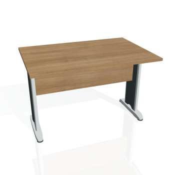 Jednací stůl Hobis CROSS CJ 1200, višeň/kov